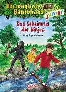 Cover-Bild zu Das magische Baumhaus junior (Band 5) - Das Geheimnis der Ninjas von Pope Osborne, Mary