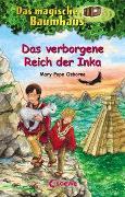 Cover-Bild zu Das magische Baumhaus (Band 58) - Das verborgene Reich der Inka von Pope Osborne, Mary