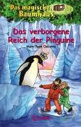 Cover-Bild zu Das magische Baumhaus (Band 38) - Das verborgene Reich der Pinguine von Pope Osborne, Mary