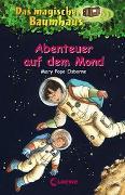 Cover-Bild zu Das magische Baumhaus (Band 8) - Abenteuer auf dem Mond von Pope Osborne, Mary
