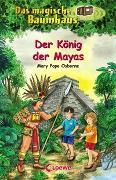 Cover-Bild zu Das magische Baumhaus (Band 51) - Der König der Mayas von Pope Osborne, Mary
