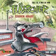 Cover-Bild zu Flätscher (4) (Audio Download) von Szillat, Antje