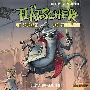 Cover-Bild zu Flätscher (3) - Mit Spürnase und Stinkkanone (Audio Download) von Szillat, Antje