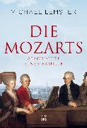 Cover-Bild zu Die Mozarts (eBook) von Lemster, Michael