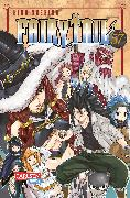 Cover-Bild zu Mashima, Hiro: Fairy Tail 57