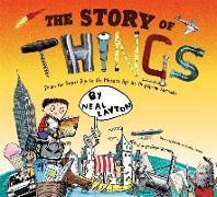 Cover-Bild zu The Story of Things von Layton, Neal