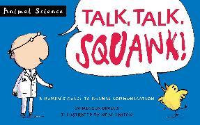 Cover-Bild zu Talk, Talk, Squawk! von Davies, Nicola