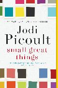 Cover-Bild zu Small Great Things (eBook) von Picoult, Jodi