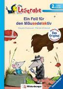 Cover-Bild zu Leserabe mit Mildenberger Silbenmethode: Ein Fall für den Mäusedetektiv von Ondracek, Claudia