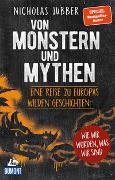 Cover-Bild zu Von Monstern und Mythen von Jubber, Nicholas