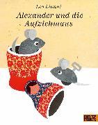 Cover-Bild zu Alexander und die Aufziehmaus von Lionni, Leo