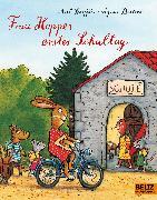 Cover-Bild zu Frau Hoppes erster Schultag von Scheffler, Axel