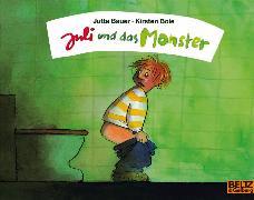 Cover-Bild zu Juli und das Monster von Bauer, Jutta