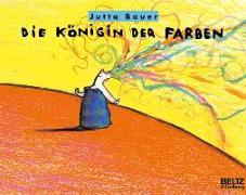 Cover-Bild zu Die Königin der Farben von Bauer, Jutta
