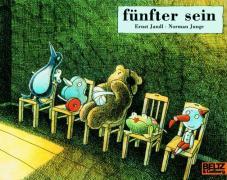 Cover-Bild zu fünfter sein von Jandl, Ernst