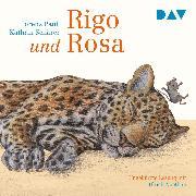 Cover-Bild zu Rigo und Rosa - 28 Geschichten aus dem Zoo und dem Leben (Audio Download) von Pauli, Lorenz