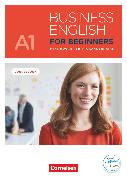 Cover-Bild zu Business English for Beginners, New Edition, A1, Kursbuch, Inklusive E-Book und PagePlayer-App von Hogan, Mike