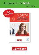 Cover-Bild zu Business English for Beginners, New Edition, A1, Kursbuch als E-Book mit Audios und Videos, Gedruckter Lizenzcode für BlinkLearning (24 Monate für Lehrkräfte)