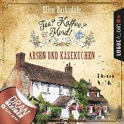 Cover-Bild zu Tee? Kaffee? Mord!, Folge 7: Arsen und Käsekuchen (Audio Download) von Barksdale, Ellen