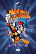 Cover-Bild zu Phantomias vs Supergoof von Disney, Walt
