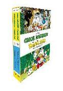 Cover-Bild zu Onkel Dagobert und Donald Duck - Don Rosa Library Schuber 4 von Disney, Walt