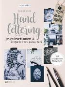 Ideenbuch Handlettering von Noël, Sasa (Gestaltet)