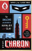 Cover-Bild zu The Amazing Adventures of Kavalier & Clay (with bonus content) (eBook) von Chabon, Michael
