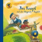 Cover-Bild zu Jim Knopf und der fliegende Teppich von Ende, Michael