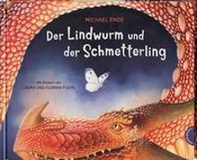 Cover-Bild zu Der Lindwurm und der Schmetterling von Ende, Michael