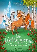 Cover-Bild zu Die Wolkenponys (Band 1) - Das Geheimnis der Edelsteine (eBook) von Rose, Barbara