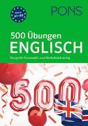 Cover-Bild zu PONS 500 Übungen Englisch