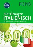 Cover-Bild zu PONS 500 Übungen Italienisch