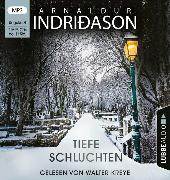 Cover-Bild zu Tiefe Schluchten von Indriðason, Arnaldur