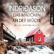 Cover-Bild zu Das Mädchen an der Brücke - Island Krimi (Gekürzt) (Audio Download) von Indriðason, Arnaldur