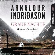 Cover-Bild zu Graue Nächte - Island-Krimi - Flovent-Thorson-Krimis 2 (Gekürzt) (Audio Download) von Indriðason, Arnaldur