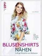 Cover-Bild zu Blusenshirts nähen von Wilhelm, Laura