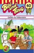 Cover-Bild zu Folge 40: Gefahr Für Falkenstein von Bibi Und Tina (Komponist)