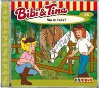 Cover-Bild zu Folge 75: Wo ist Felix? von Bibi Und Tina (Komponist)