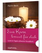 Cover-Bild zu Eine Kerze brennt für dich von Stutz, Pierre