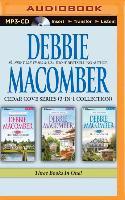 Cover-Bild zu Debbie Macomber - Cedar Cove Series (3-In-1 Collection): 16 Lighthouse Road, 204 Rosewood Lane, 311 Pelican Court von Macomber, Debbie