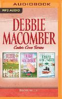 Cover-Bild zu Debbie Macomber - Cedar Cove Series: Books 10-12: 1022 Evergreen Place, 1105 Yakima Street, 1225 Christmas Tree Lane von Macomber, Debbie