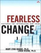 Cover-Bild zu Fearless Change (eBook) von Paul Becker, Mary Lynn