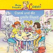 Cover-Bild zu Conni und die große Eiszeit (Audio Download) von Boehme, Julia