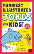 Funniest Illustrated Jokes for Kids! (eBook) von Nguyen, Jeremy
