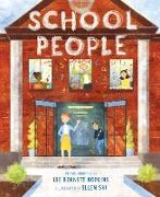 School People (eBook) von Hopkins, Lee Bennett