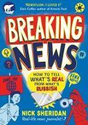 Breaking News (eBook) von Sheridan, Nick