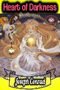 Cover-Bild zu Heart of Darkness - Joseph Conrad (eBook) von Conrad, Joseph