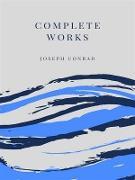 Cover-Bild zu Complete Works Joseph Conrad (eBook) von Conrad, Joseph