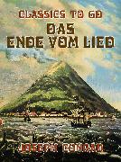Cover-Bild zu Das Ende vom Lied (eBook) von Conrad, Joseph