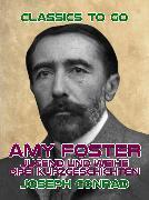 Cover-Bild zu Amy Foster, Jugend und Weihe Drei Kurzgeschichten (eBook) von Conrad, Joseph